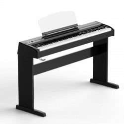 Цифровое фортепиано ORLA Stage Starter black+stand